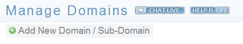 Add-A-Domain