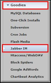 Jabber-Page