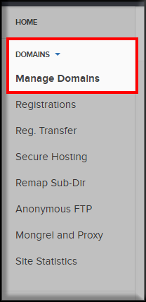 Manage-Domains