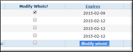Modify-Domains-Whois