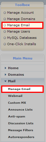 manage-email