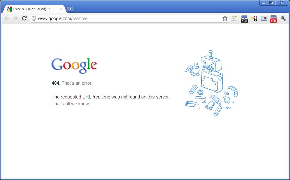 Google404